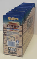 Cheese & Rice Crackers 35g - 10pk Display
