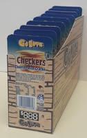 Cheese & Sesame Rice Crackers 35g - 10pk Display