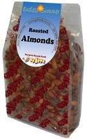 Almonds Roasted Salted - 1kg 1pk