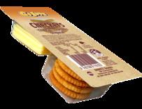 Original Cheese & Crackers 40g - 32box