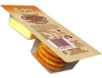 Original Cheese & Crackers 40g - 16pk Display