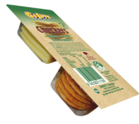 Cheese & Onion Rice Crackers 35g - 32box
