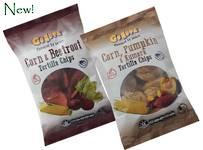 Corn & Vege Tortilla Chips - VARIETY box 12 Units