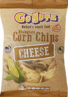 Corn Chips Wholegrain Cheese GF 150g - 6 box display