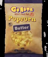 Popcorn Butter GF 30g bag - 18 Units
