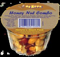 Honey Nut Combo Tub 50g - 12 Tray