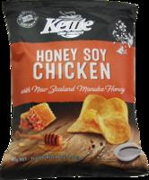 Kettle Chips Honey Soy Chicken 40g - 24 Ctn