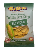 Corn Chips Wholegrain Mexican GF 150g - 12 Units