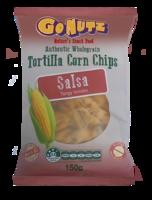 Corn Chips Wholegrain Salsa GF 150g - 6 box display