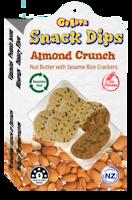 Snack Dips Almond Crunch (spicy) 12x35g