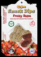 Snack Dips Fruity Salsa 12x35g