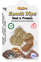 Snack Dips Seed & Hemp Protein 12x35g