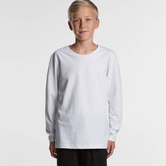 3008 YOUTH LONGSLEEVE TEE