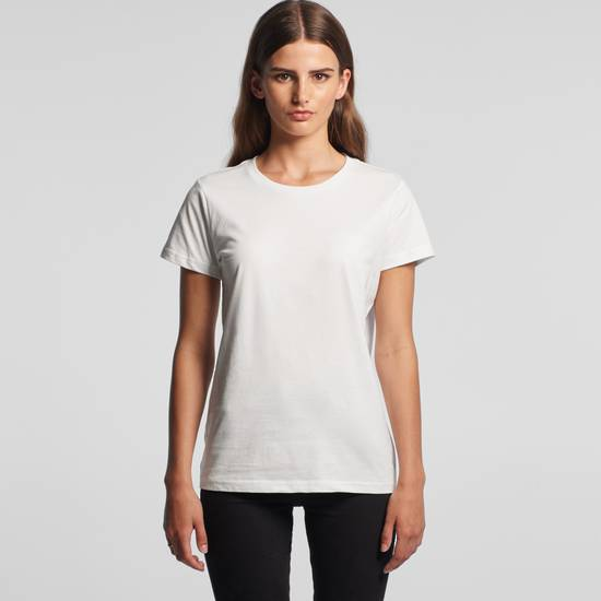 Ladies Maple Tee