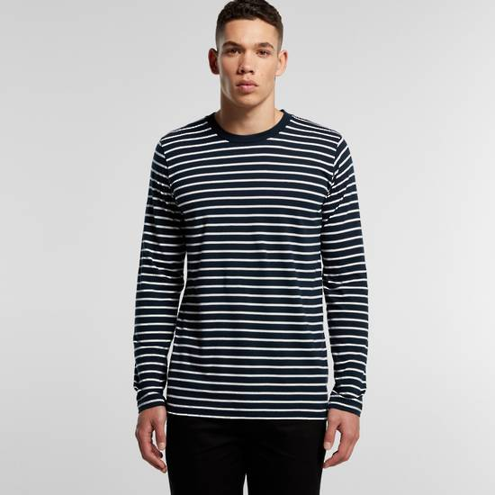 5031 MATCH STRIPE LONGSLEEVE