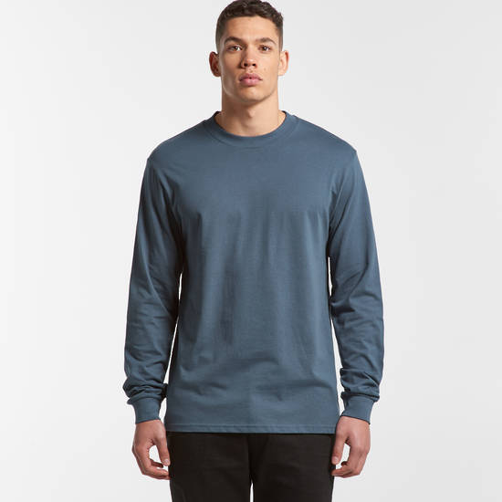 Mens General Longsleeve Tee