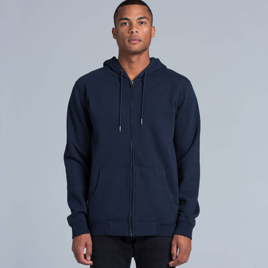 Index Zip Hood - Heavyweight 350gsm