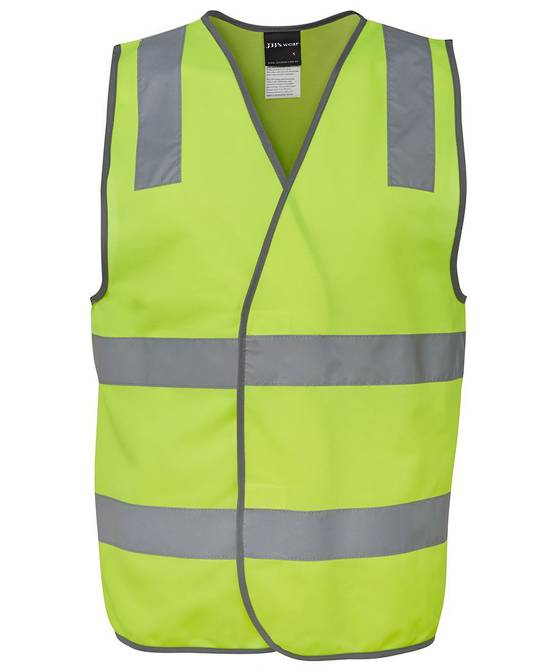 6DNSV Hi Vis (D+N) Safety Vest