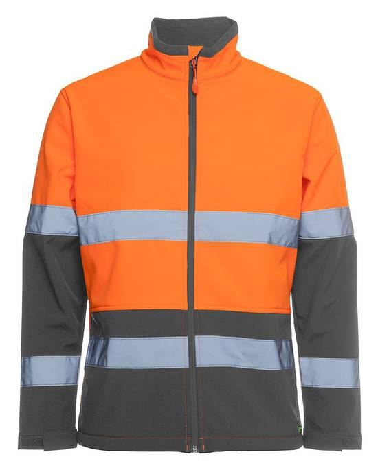 6DWJ  HV (D+N) W/RESIST SOFTSHELL JACKET