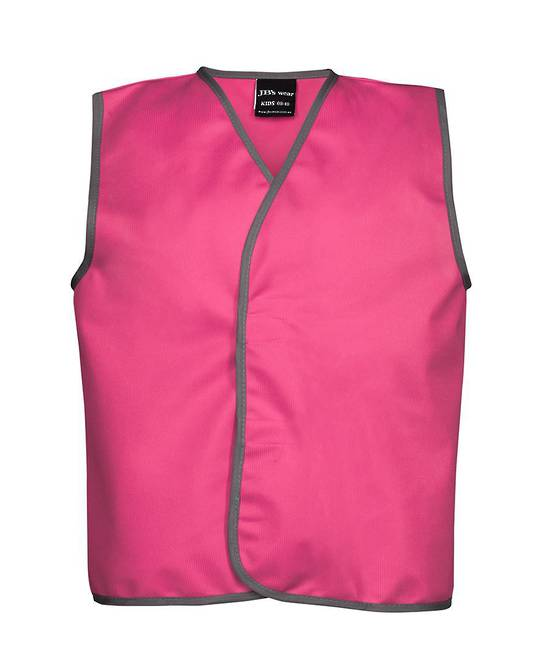 6HFU KIDS COLOURED TRICOT VEST