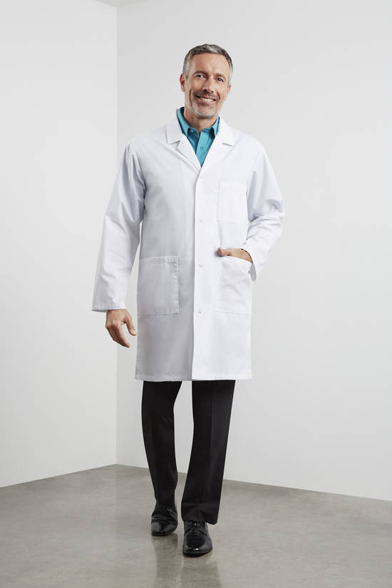 CLASSIC LAB COAT H132ML