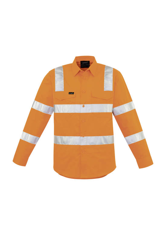 ZW680 Mens Bio Motion Vic Rail Shirt