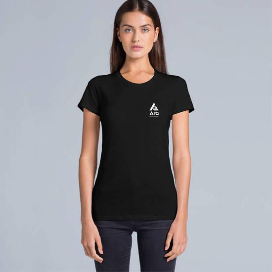 ARA Logo Ladies Tee Shirt