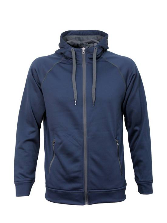 Performance Zip Hood - Lightweight Sports 270gsm