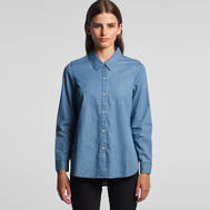 Denim Womens Shirt