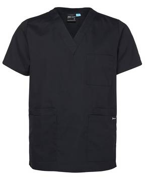 UNISEX SCRUBS TOP 4SRT HOSPITAL ESSENTIAL