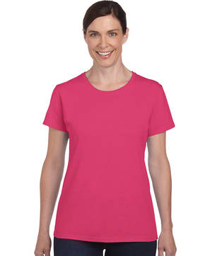 Heavy Cotton™ Semi-fitted Ladies' T-Shirt