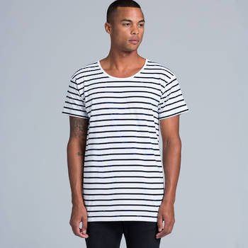 5024 WIRE STRIPE TEE