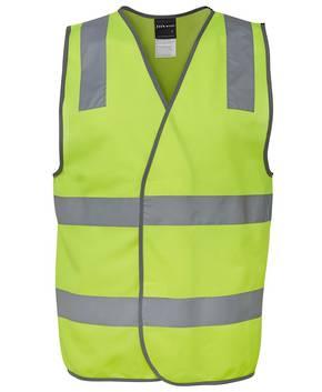 6DNSV Hi Vis (D+N) Safety Vest
