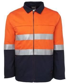 6HD4J Hi Vis (D+N) Cotton Jacket