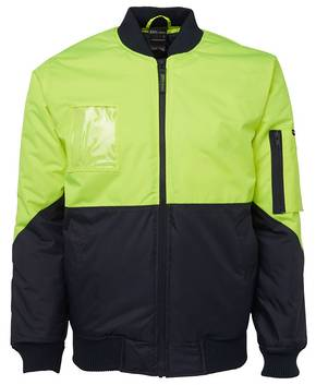 6HVFJ Hi Vis Flying Jacket