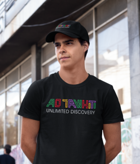 Ao Tawhiti Teens/Adults Mens Basic Tee