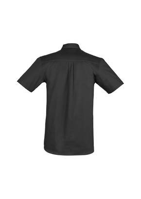 ZW120 Mens Light Weight Tradie Shirt - Short Sleeve