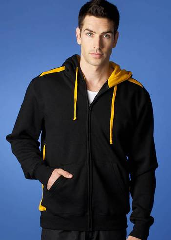 FRANKLIN ZIP MENS HOODIES