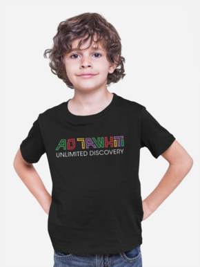 Ao Tawhiti Kids/Youth Basic Tee