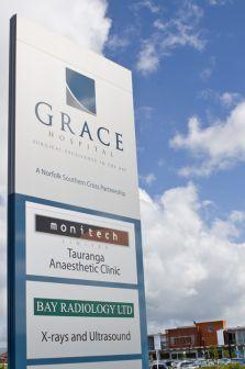 grace hospital tauranga