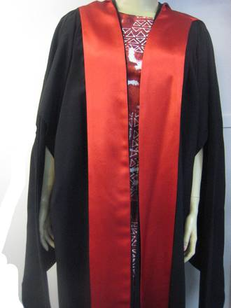 Buy Massey University PhD Hood/Stole Facing