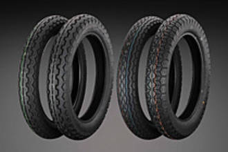 12-121  Dunlop F11 325x19 Front tire