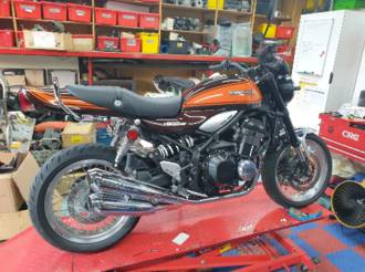 Kawasaki Z900RS NEO Classic