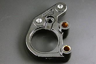 81-327/1 Brake Caliper Mounting Bracket  Z1
