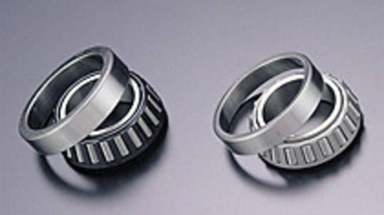 81-5163 CB750 Stem Taper Bearings