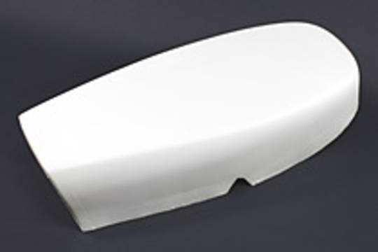 83-313 CB750K2-K6 Seat Base Foam
