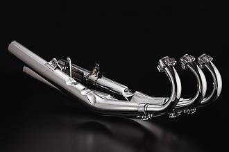 86-402 H1 Exhaust Pipes