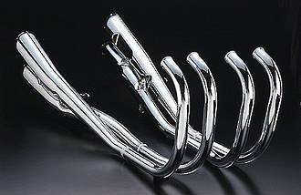 86-360 4-4 Exhaust System