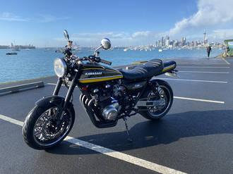 "1980 Kawasaki Z1000 ""Street fighter"""