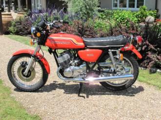 1972 Kawasaki H1500